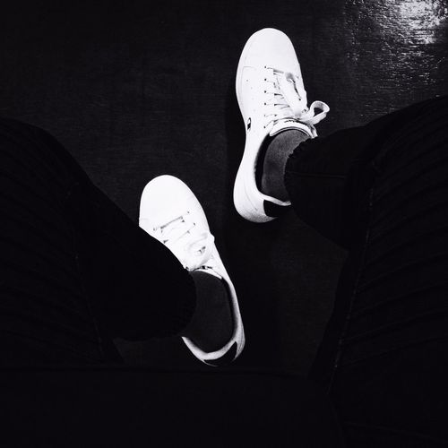 Something black and white 👟 Check This Out Shoes Blackandwhite Classic
