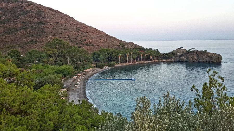 Datça, Turkey Hayıtbükü Kızılbükahşapevleri Kizilbuk Gabaklar Yaz Beauty In Nature Sea No People Summer