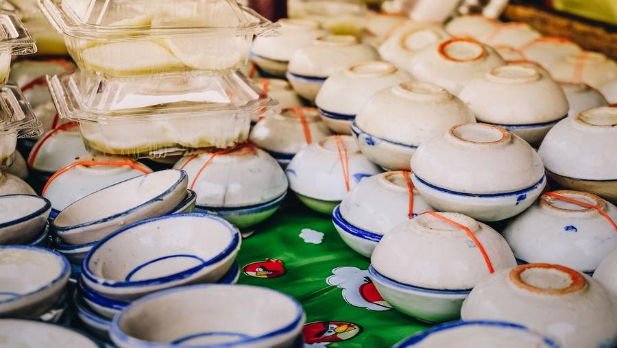 Food And Drink Ceramics Close-up Food No People Selective Focus Still Life Thai Food Thaifood