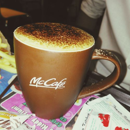 Nothing can be as refreshing as a Coffee after a hectic day.. First Eyeem Photo