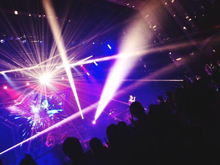 Electronic Music Shots Funky Music Live Music
