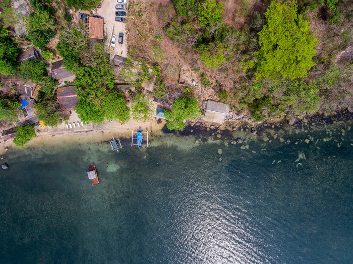 Architecture Building Exterior Built Structure Day EyeemPhilippines High Angle View Nature Outdoors Real People Sea Tree Water