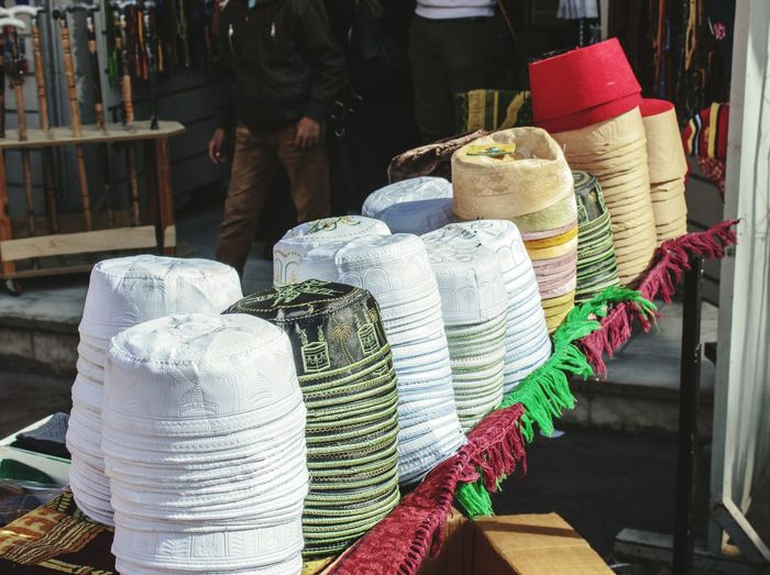 Egypt Suvenir Souvenirs Hat Muslim Islam