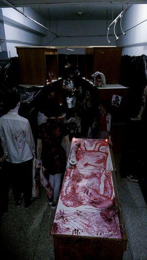 色妓院 設計學院 Scarynight Scaryplaces Scary House Scary Night