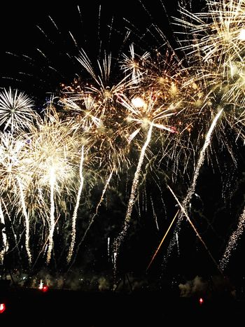 Firework Display Celebration Firework - Man Made Object Exploding Night Sparks Event No People Firework Beautiful Tokyo Japan Tokyo,Japan 足立区 Adachi 足立の花火