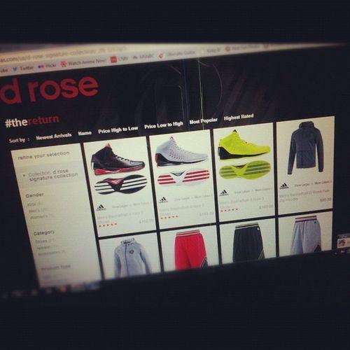 I want those! Drose3