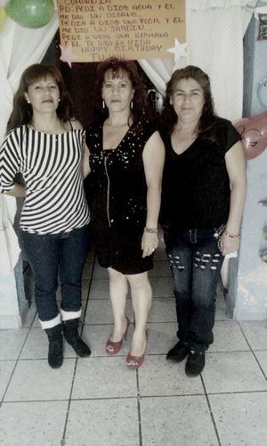 Mi madre y mis tia