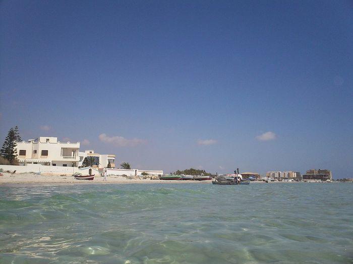 Beach Mahdia/Tunisia Summer Hollyday