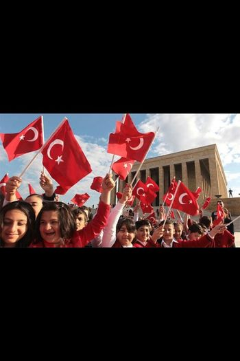 23 Nisan Ulusal Egemenlik Ve Çocuk Bayramınız Kutlu Olsun :)