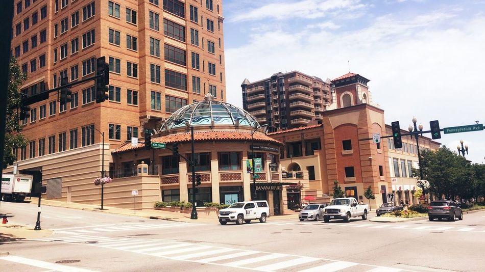 Kansas City Plaza Summer Roadtrip