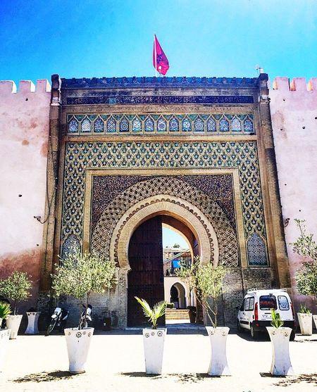 Hidden Gems  Meknès Morocco Lahdim Square Bab Mansour Old Medina New Talent