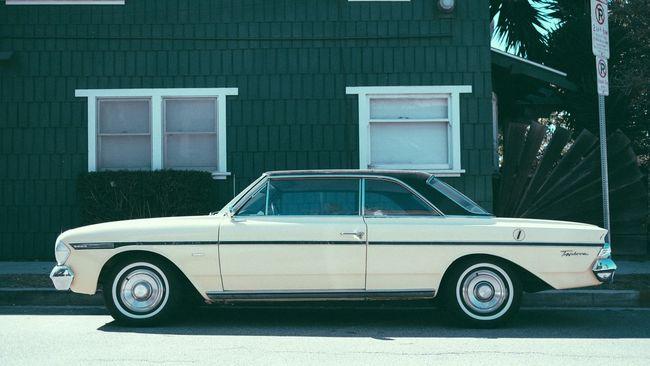 1964 Rambler Typhoon by AMC near Abbot Kinney AMC Classic Car Vintage Cars Typhoon Parkwayberlin ParkwayInCali