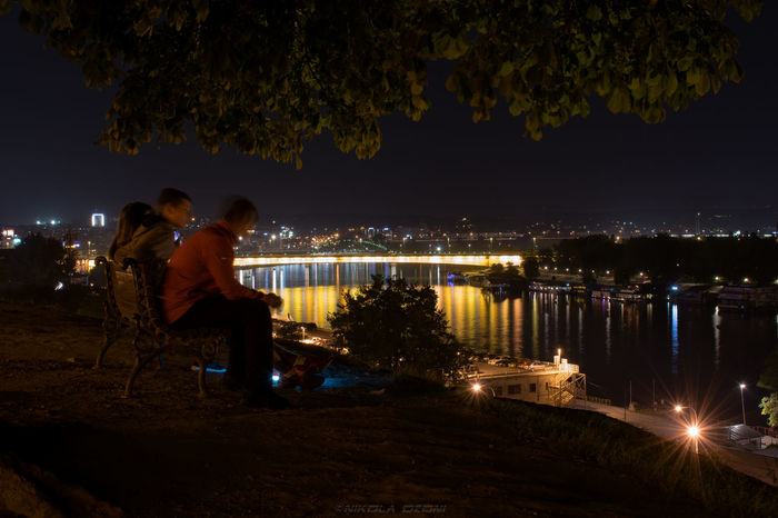 Magical Collorfull Serbia Nature Photography Reflection Water Reflection Cityscapes City Lights City Landscape Nikonphotography Belgrade Fortress Kalemegdan Belgrade Belgradenight Belgradephoto Srbijauslikama People And Places