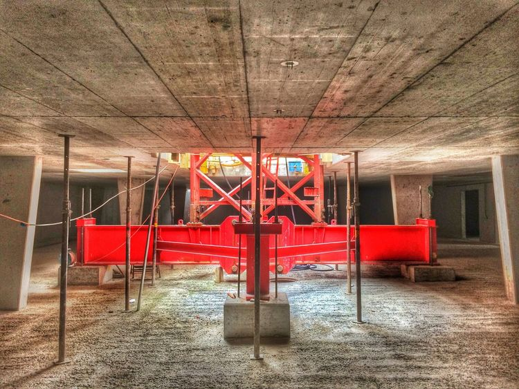 Every Crane lover should know what this is. Hdr_Collection EyeEmSwiss Underground