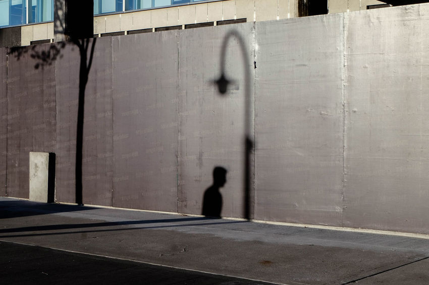 The Street Photographer - 2018 EyeEm Awards Silhouette The Week On EyeEm Buenosaires One Person Shadow Street Street Photography Streetphotography Be. Ready.