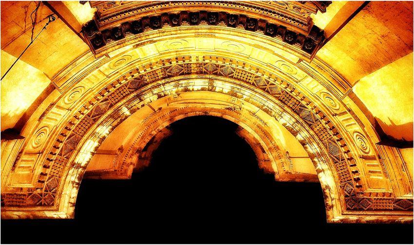Noto, Sicily, Italia Architecture No People Sky Abstract Arch Sicily Barocco Architecture