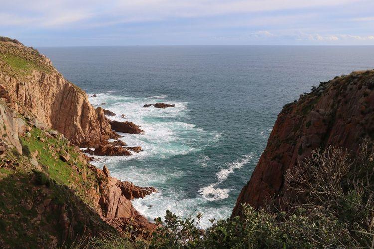 Majestic Coastline From Cape Woolamai