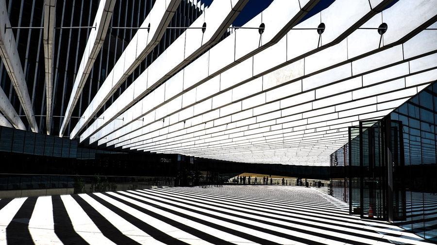 The game of shadows Travel Travelphotography Shadows Getolympus Omdem10mkii Olympuskameras Street_vision Portugal Lisbon City Architecture Built Structure Building Exterior Sky Architectural Detail Architectural Design LINE First Eyeem Photo