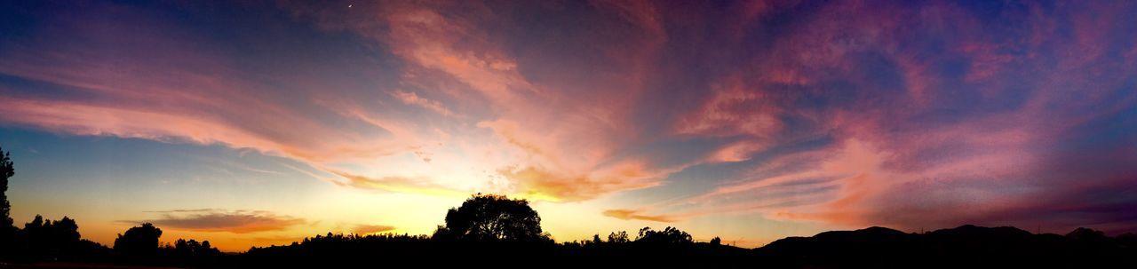 California sunset EyeEmNewHere
