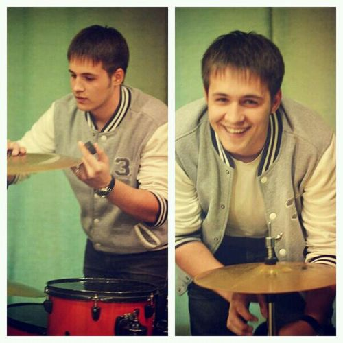 I'am and my drums