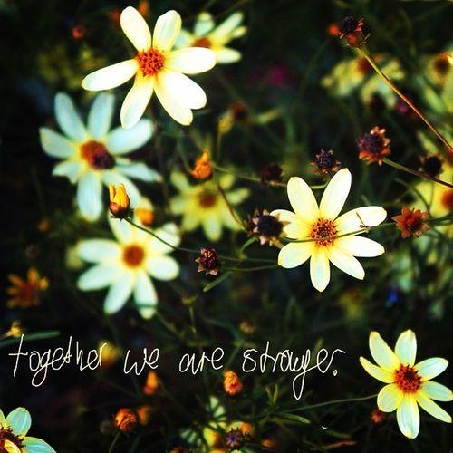 Strength built on love. Deckerstrong
