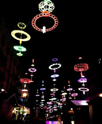 Holiday Celebration Christmas Lights Feel The Love