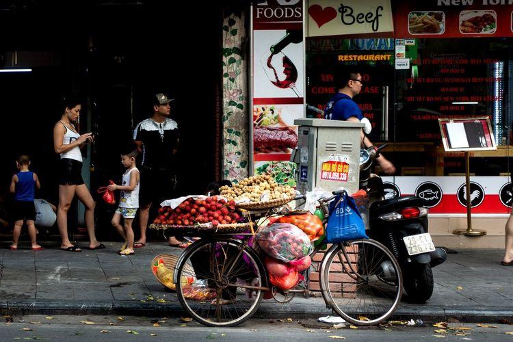 Hanoi City Bike
