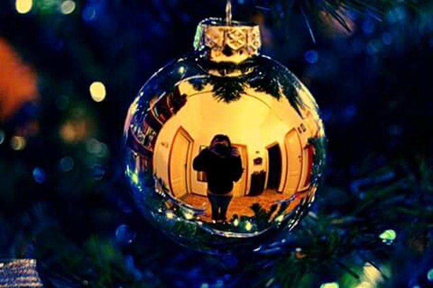 Christmas Lights Christmas Bell Lights Glowing