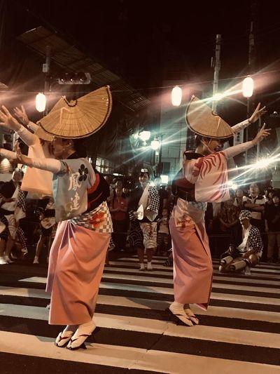 2019 阿波踊り