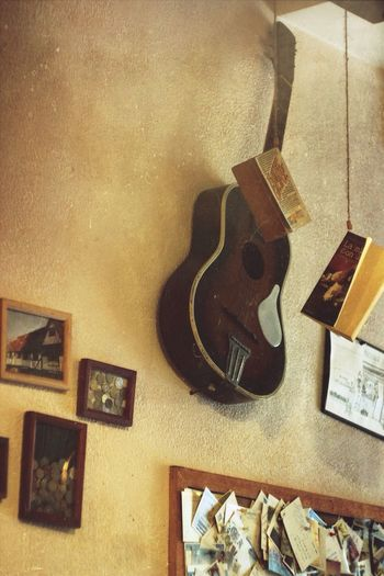 Oldlense Cafe Guitar Mextures