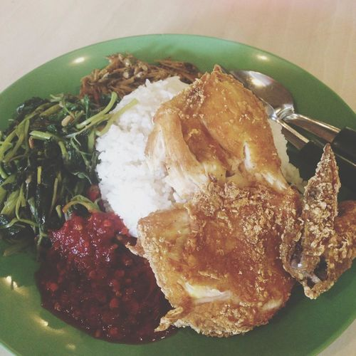 Nasi Padang In My Mouf Foodporn Food