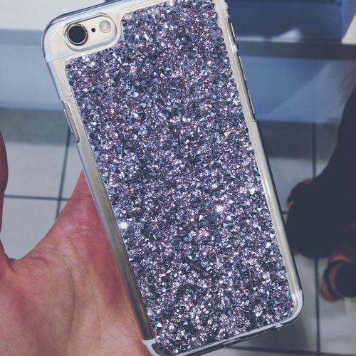 Glitter Phonecase Sparkle Cute New Look ! IPhone Iphone6 Case Pink Purple