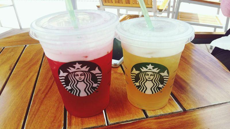 Starbucks Icedtea Lemon Hibiscus Distritoarcos