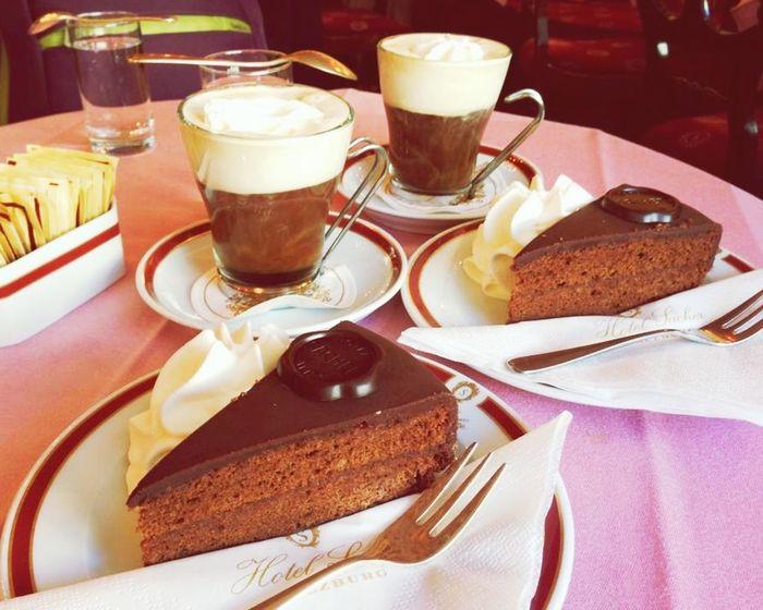 Sacher Cake Choccolate
