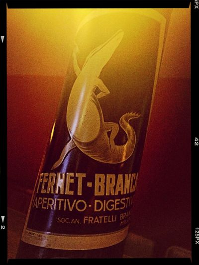 Fernet Branca Unico