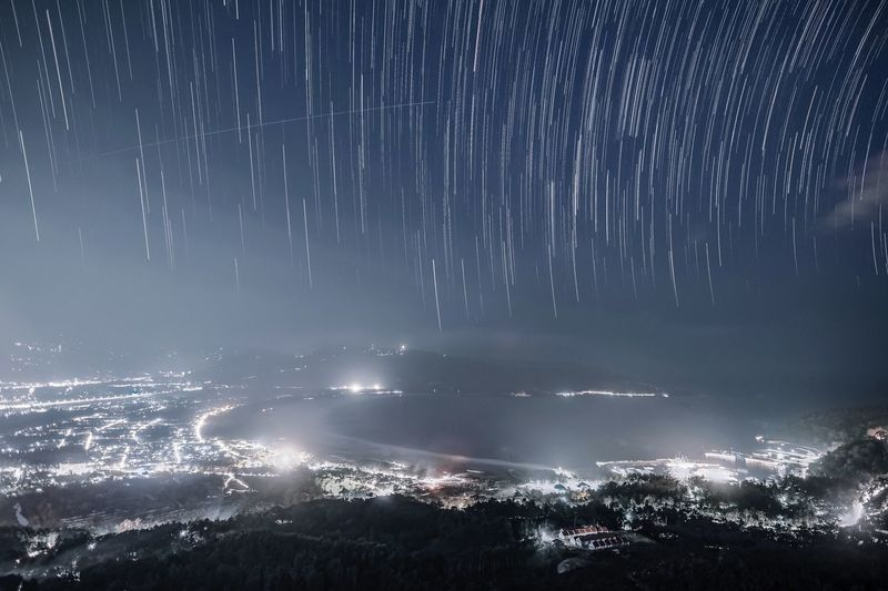Pacitan Bay Stars Trails Bay Area Surf Night Water Nature No People Illuminated Architecture Sea Space And Astronomy Long Exposure Astronomy City Star Trail Travel Star - Space Travel Destinations Beauty In Nature Outdoors Motion Scenics - Nature Sky The Great Outdoors - 2018 EyeEm Awards