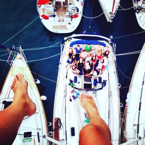 Holiday POV Sailing 💗