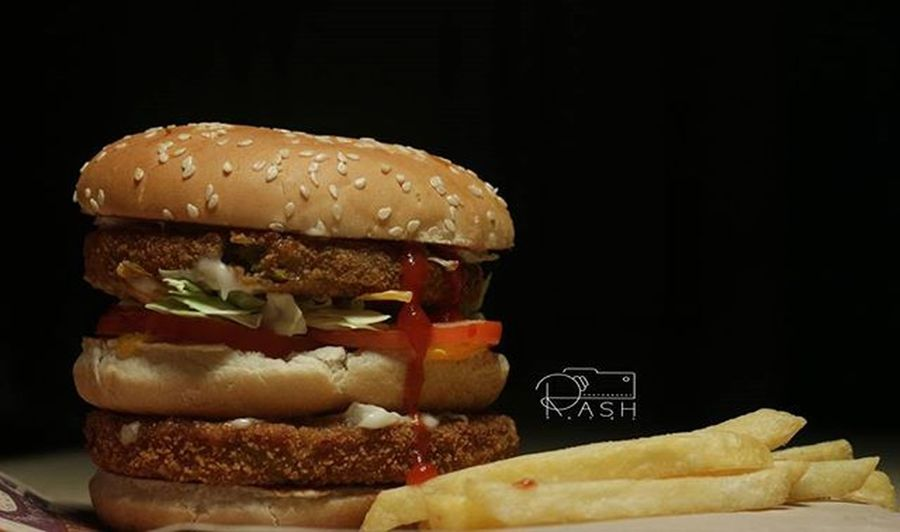 Foodie Me Burger Frenchfries MacD Stuff Alltimefoodie Love For Food &photography😍
