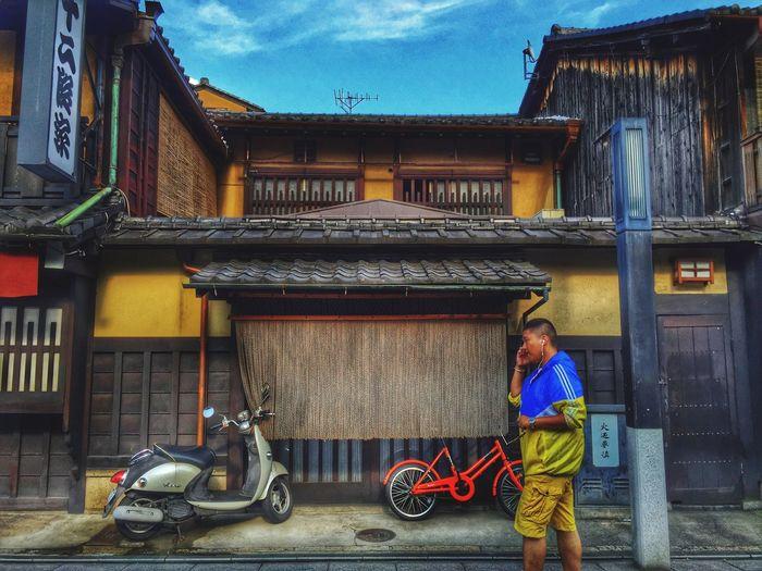 Streetphotography Vacation OSAKA Japan Iphone6plus
