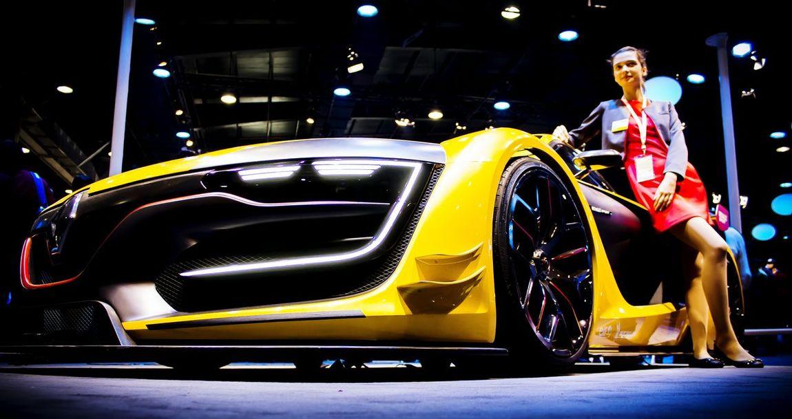 Renault RenaultSport Auto