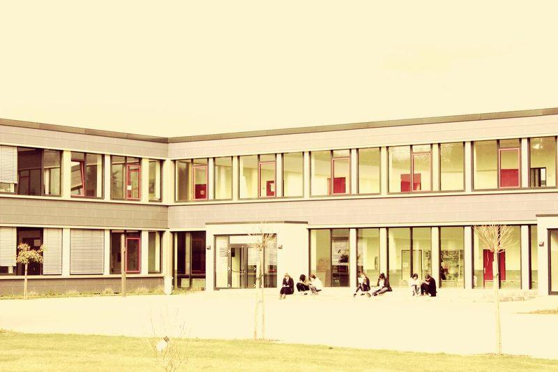 Das Gymnasium Eringerfeld in Geseke, Kreis Soest First Eyeem Photo