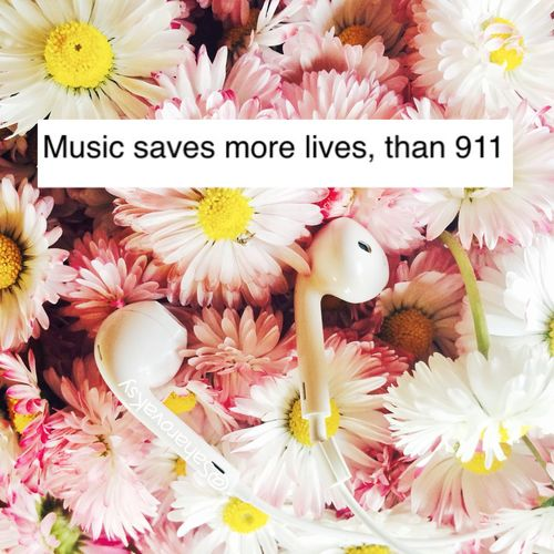 Especially for my tamblerblog Flower Photography Music Earpods Live Music Flowers Tumblr