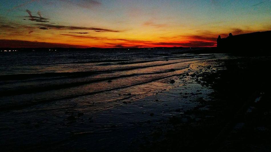 #sunset First Eyeem Photo