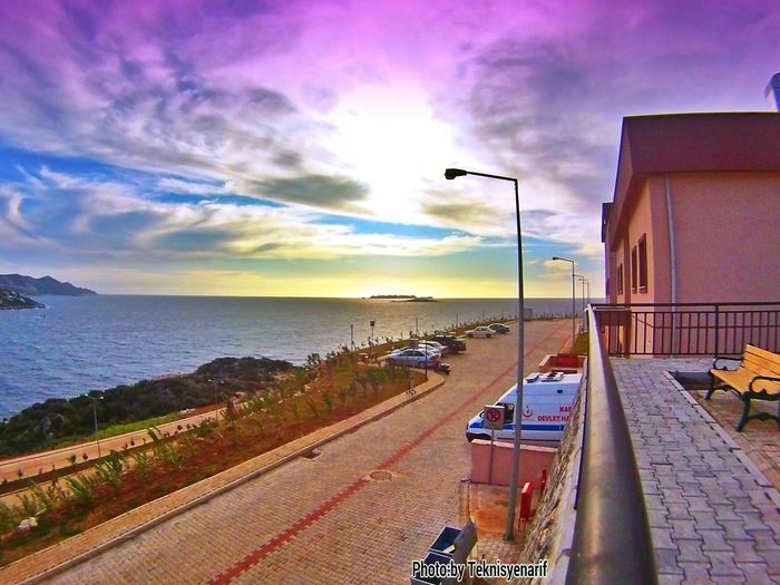 Full deniz manzaralı hastahane kaş devlet hastahanesi Devlet Hastahanesi Kas Gökseki Denizhavası View