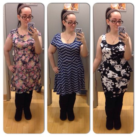 Charlotte Russe SO PROUD OF MYSELF Feeling Accomplished Weightloss