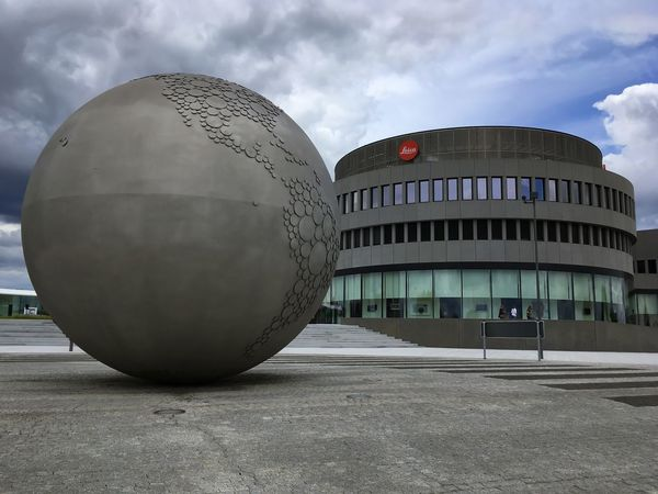 Opening Leitz Park Wetzlar Opening Leicacamera Wolkenhimmel Architektur Art Building Building Exterior Cloud - Sky Clouds And Sky Day Leitzpark Nature Opening Outdoors Photography Built Structure Reflection City Glass - Material Sphere Sphere Sky Reflection City Reflection Sphere City Architecture Sphere Reflection The Architect - 2018 EyeEm Awards The Architect - 2018 EyeEm Awards
