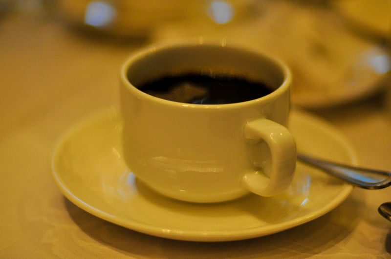 Arrangement Close-up Coffee Coffee Cup Composition Cup Directly Above Drink Food Food And Drink Freshness Healthy Lifestyle Indoors  Indulgence Preparation  Refreshment Saucer Spoon Still Life Table Temptation