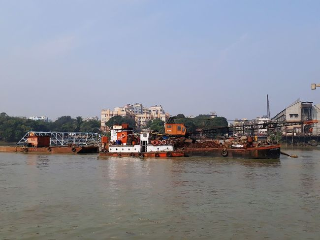 Water Transportation Business Finance And Industry Outdoors