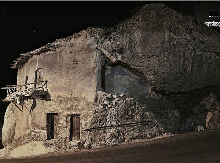 Old House House Photography Syria  Maloula