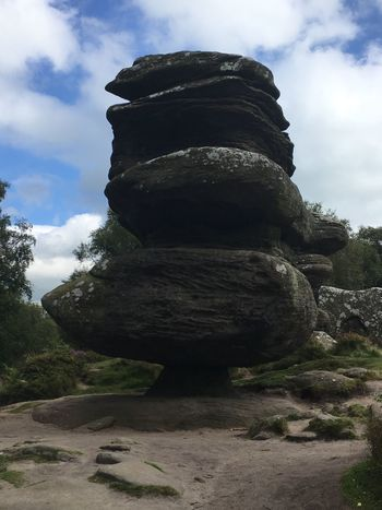Rock - Object Rocks Brimham Rocks Nature Beauty In Nature Amazing View Amazing Nature